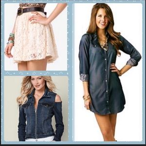 Dresses & Skirts - Howdy Cowgirl Cuties!!! Here's a 4 /pc Bundle Deal